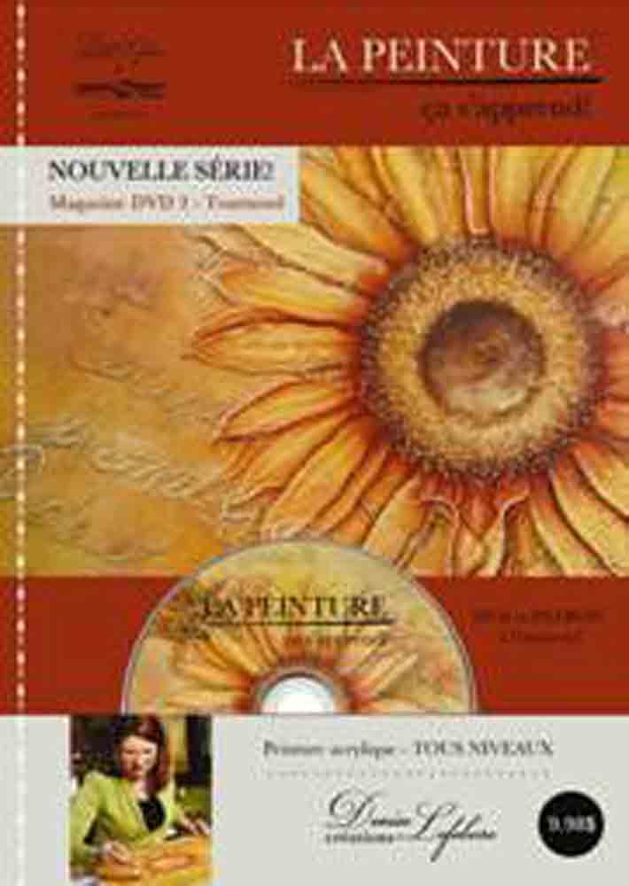 DVD Tournesol par Denise Lefebvre
