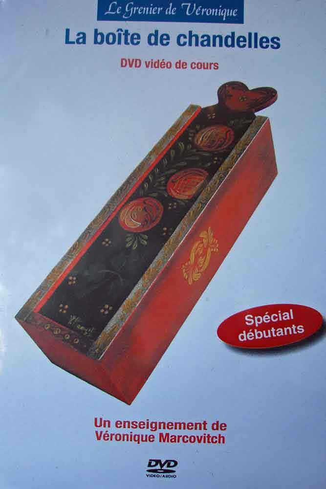 DVD - La boîte de chandelles