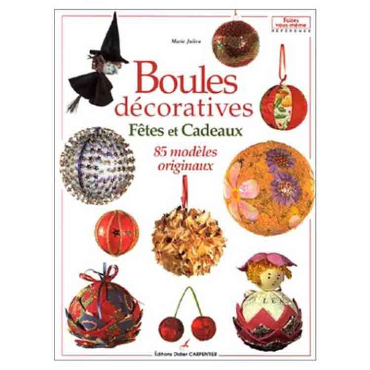 Boules décoratives - Fêtes et cadeaux