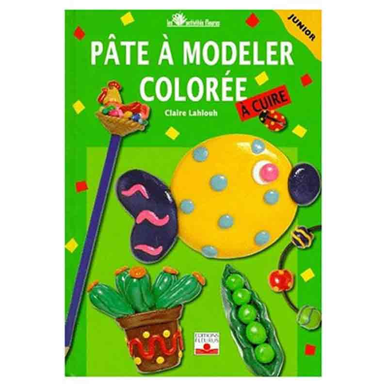 Pâte à modeler colorée