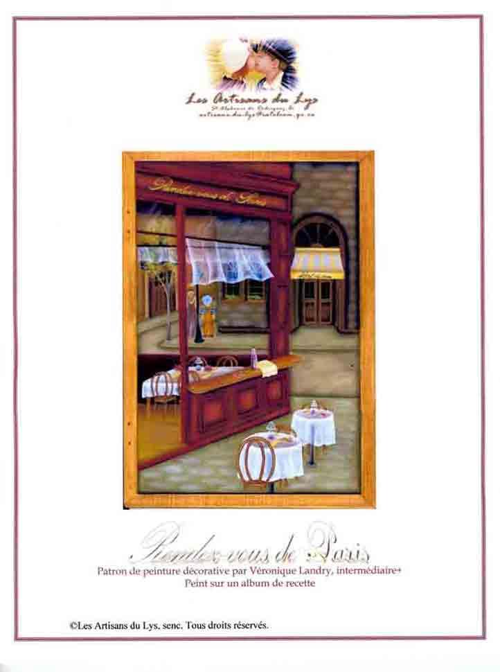 Rendez-vous de Paris - V. Landry