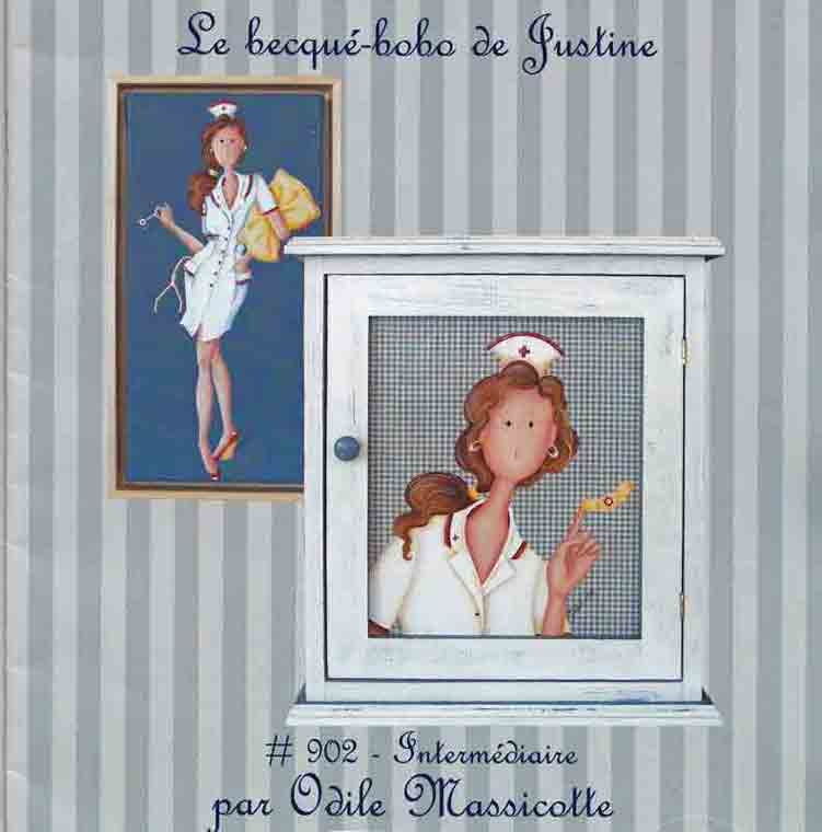 Le becqué-bobo de Justine - O. Massicotte