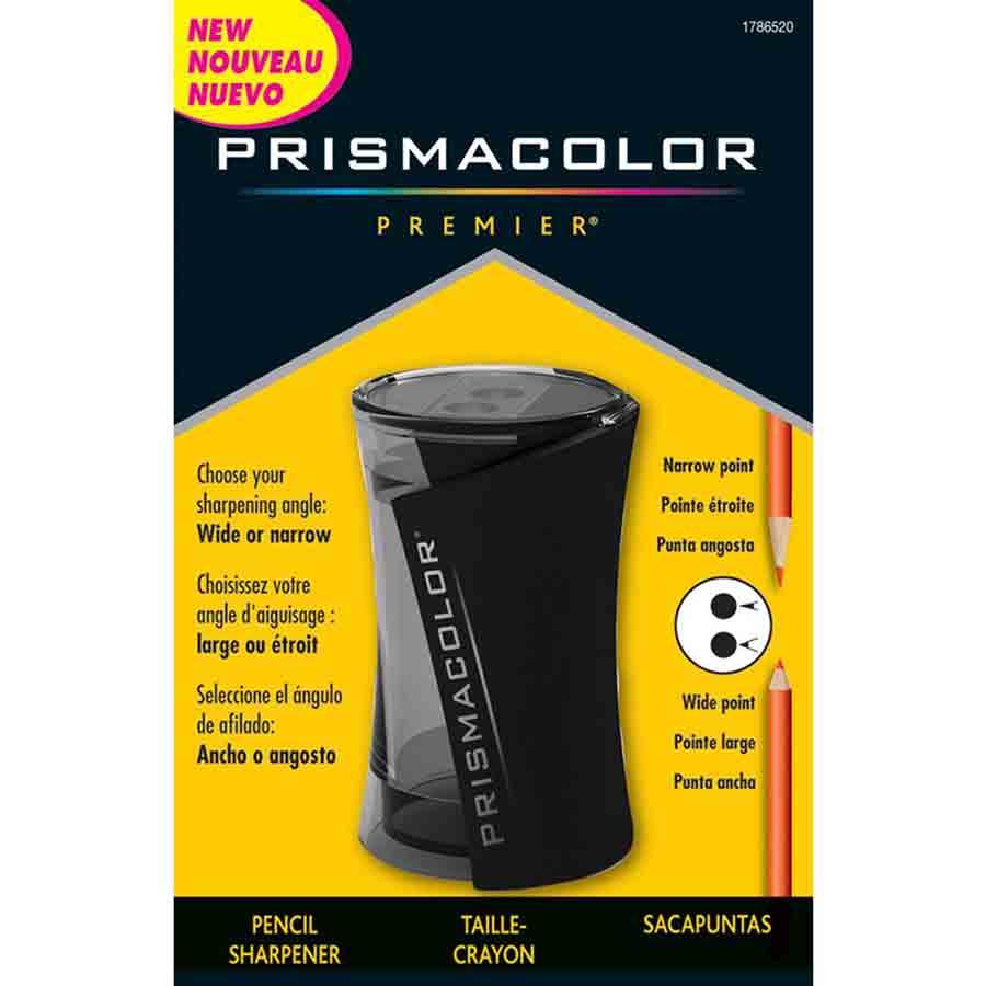 taille crayon prismacolor