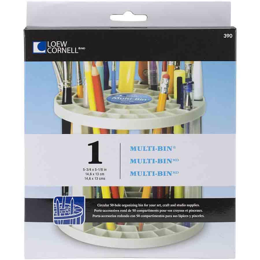 Porte-accessoires pour pinceaux et crayons