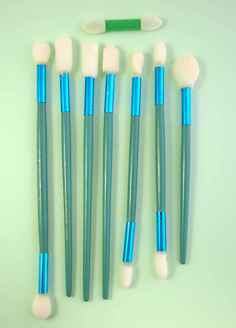 Assortiment de 8 applicateurs avec embouts en mousse - Spongit sticks