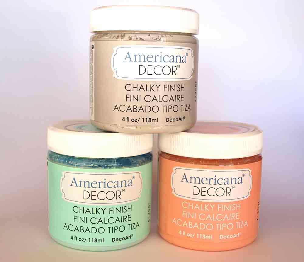 Americana Decor - Peinture effet craie - Chalky Finish - 118ml