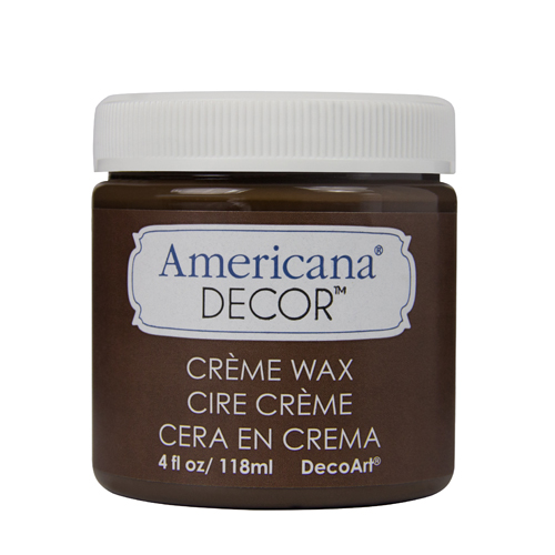 Americana Decor - Cire en crème - Pot 118 ml