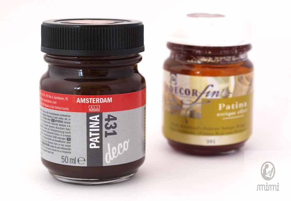 Amsterdam Patina - (Ex Decorfin Patina) - flacon 50ml