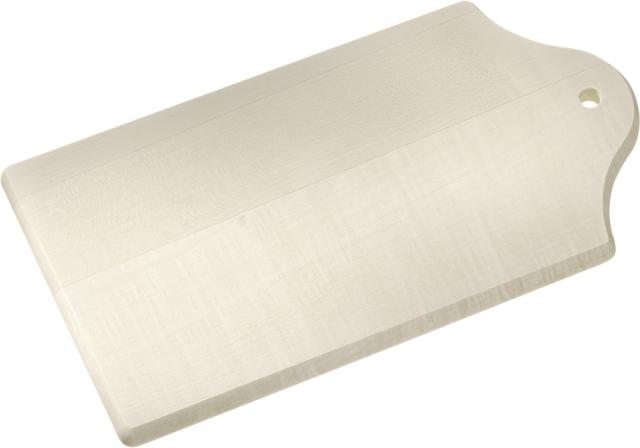 Planchette en bois - 22cm
