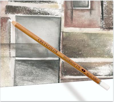 Crayon Craie blanche - Cretacolor