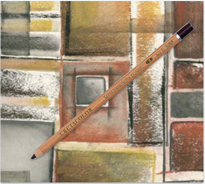 Crayon sépia - Cretacolor