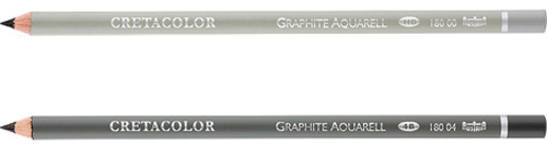 Crayon graphite aquarellable - Cretacolor