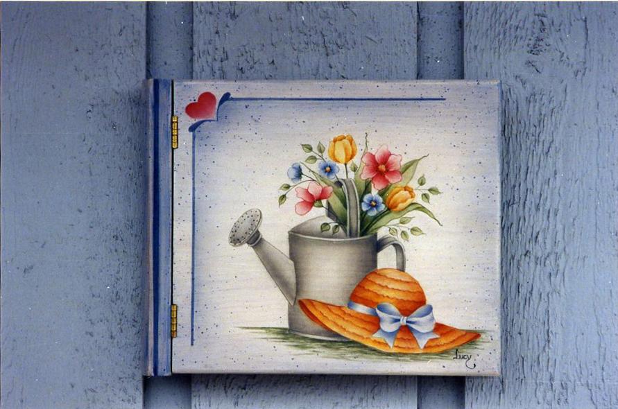 touch of spring - Lucy Gertscher