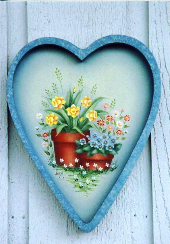 Spring Flowers - Lucy Gertscher