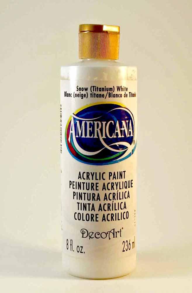 Peinture acrylique Americana - DecoArt - 236ml