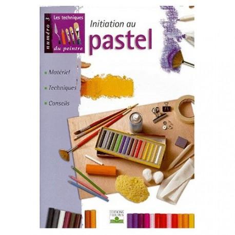Les techniques du peintre N°3: initiation au pastel