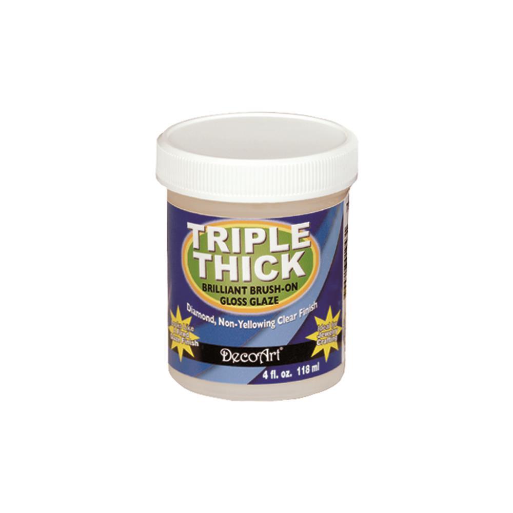 Vernis triple épaisseur - brillant - DecoArt - 118ml