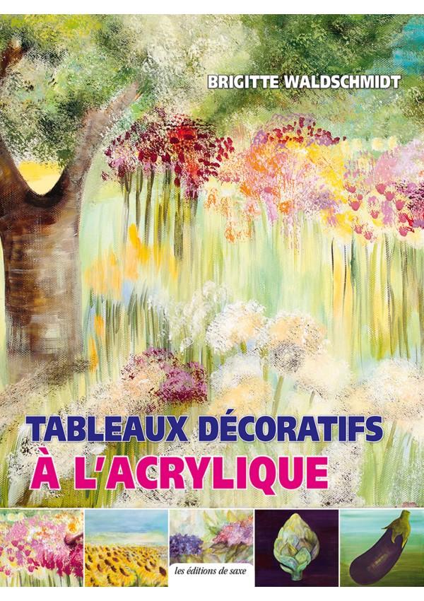 Magazine je peins - tableaux décoratifs à l\'acrylique