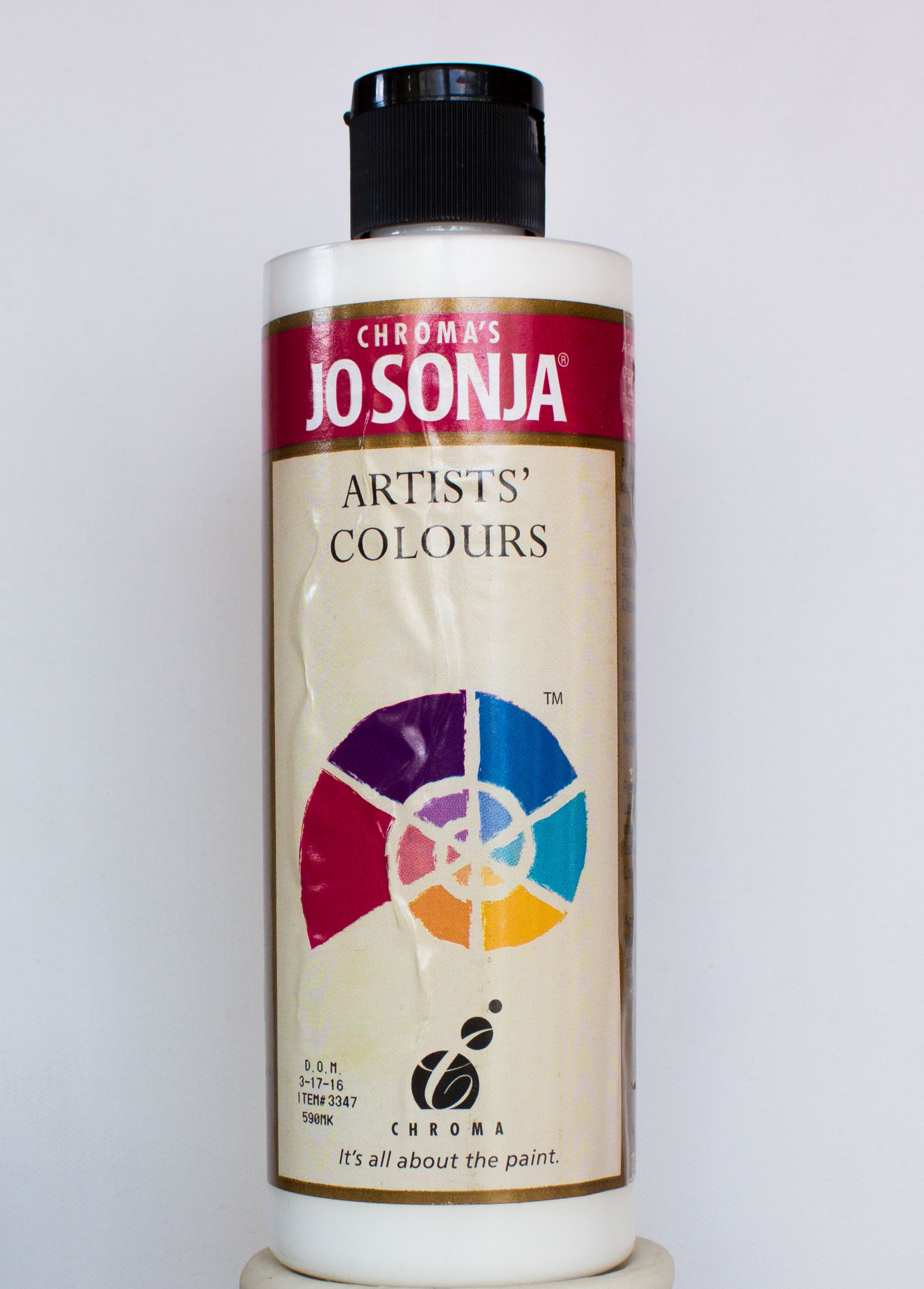 Jo Sonja\'s Artists\' Colours - Flacon 250ml
