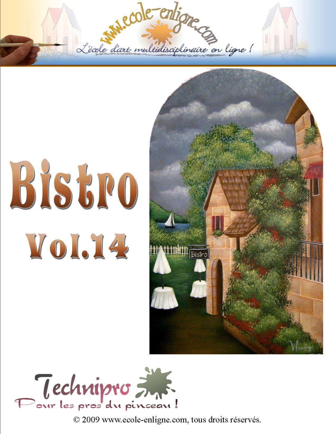 Le bistro - Technipro Vol 14