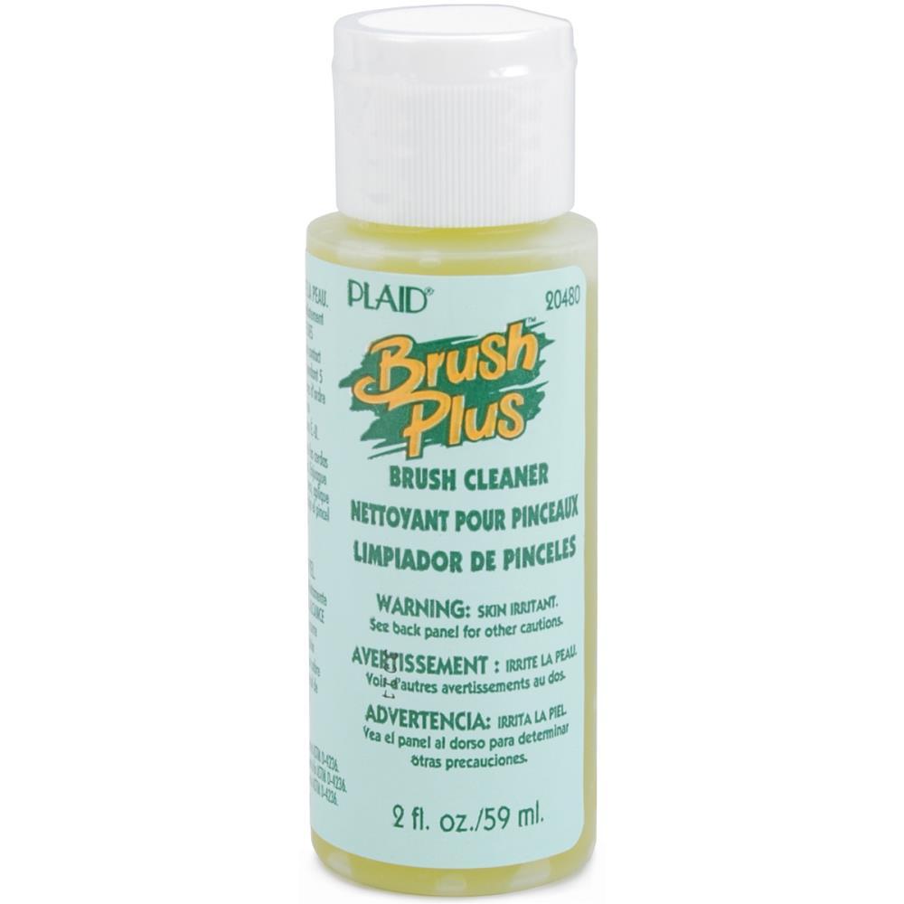 Brush plus - nettoyant pour pinceaux - 59ml