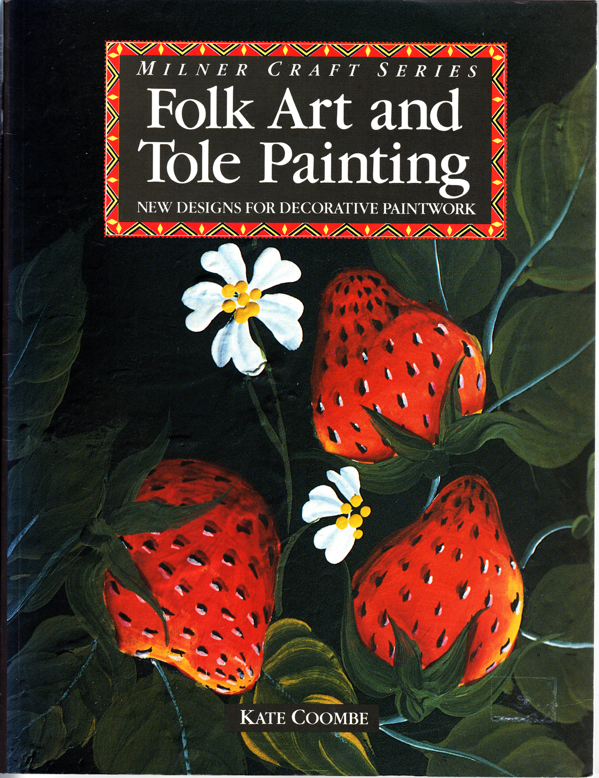 Folk Art and Tole Painting - Kate Coombe