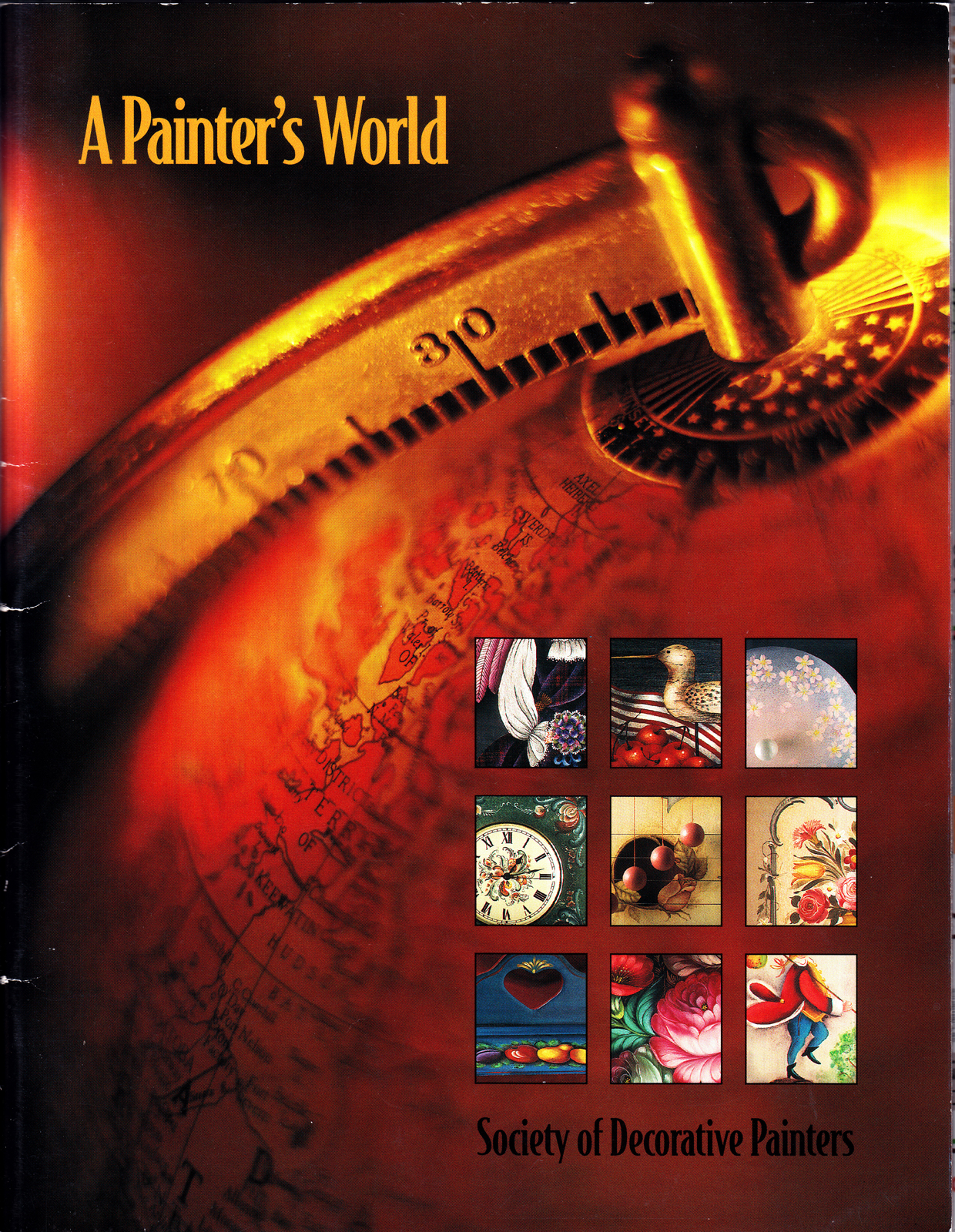 A painter\'s World - Society of Decorative Painters