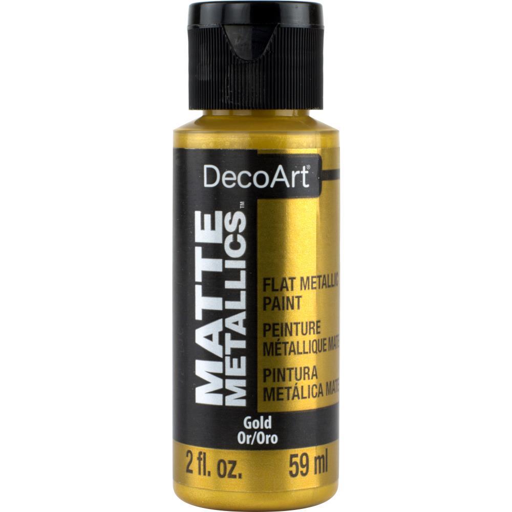 Matte Metallics - Peinture Métallique Mate