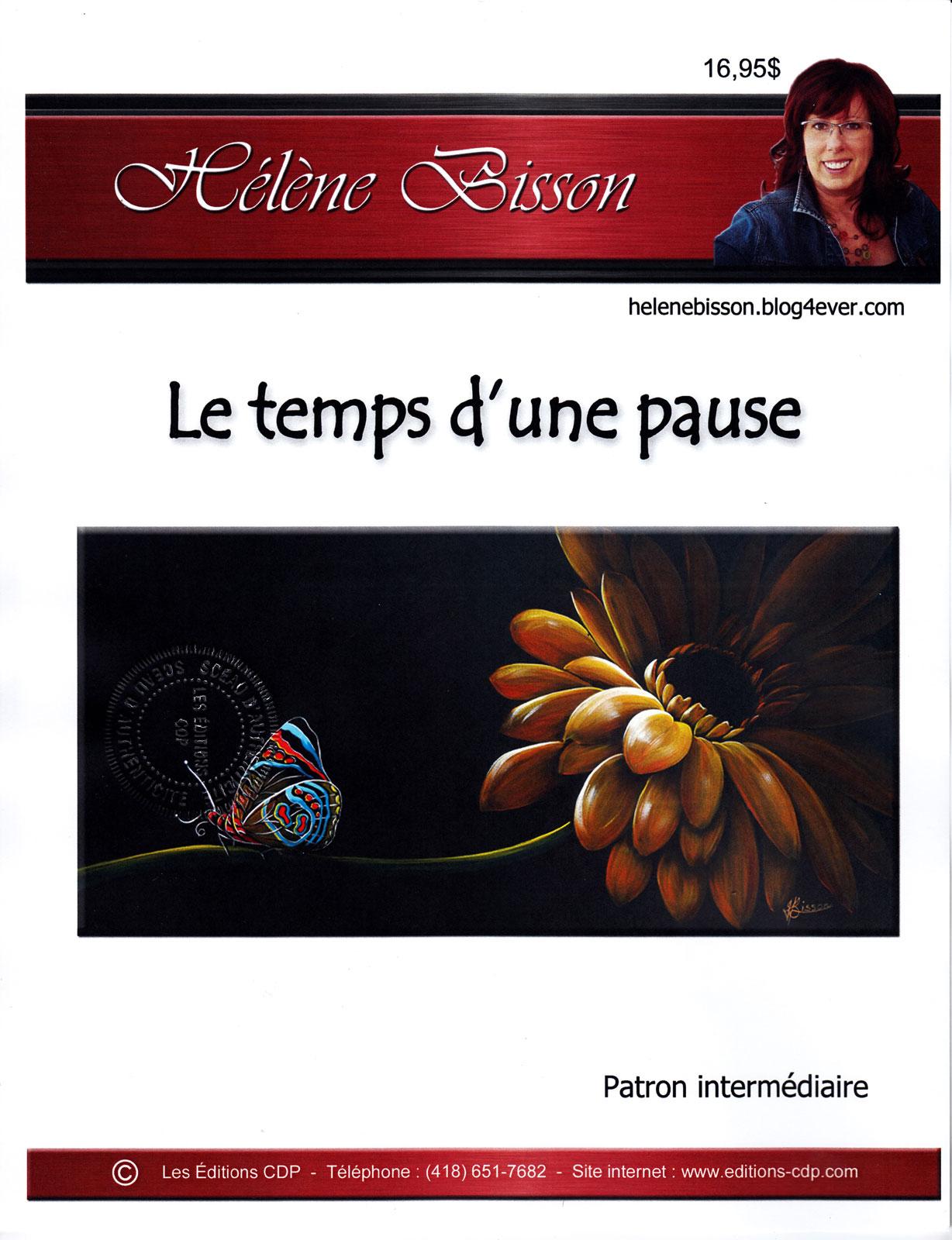 Le temps d\'une Pause - Hélène Bisson