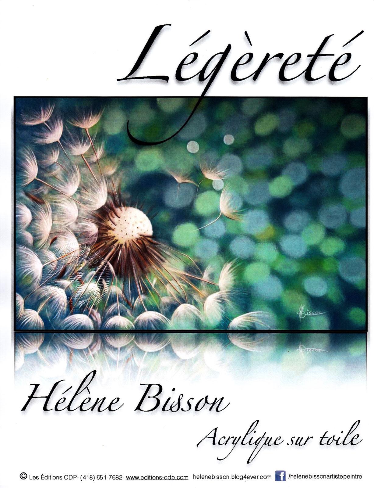 Légèreté - Hélène Bisson