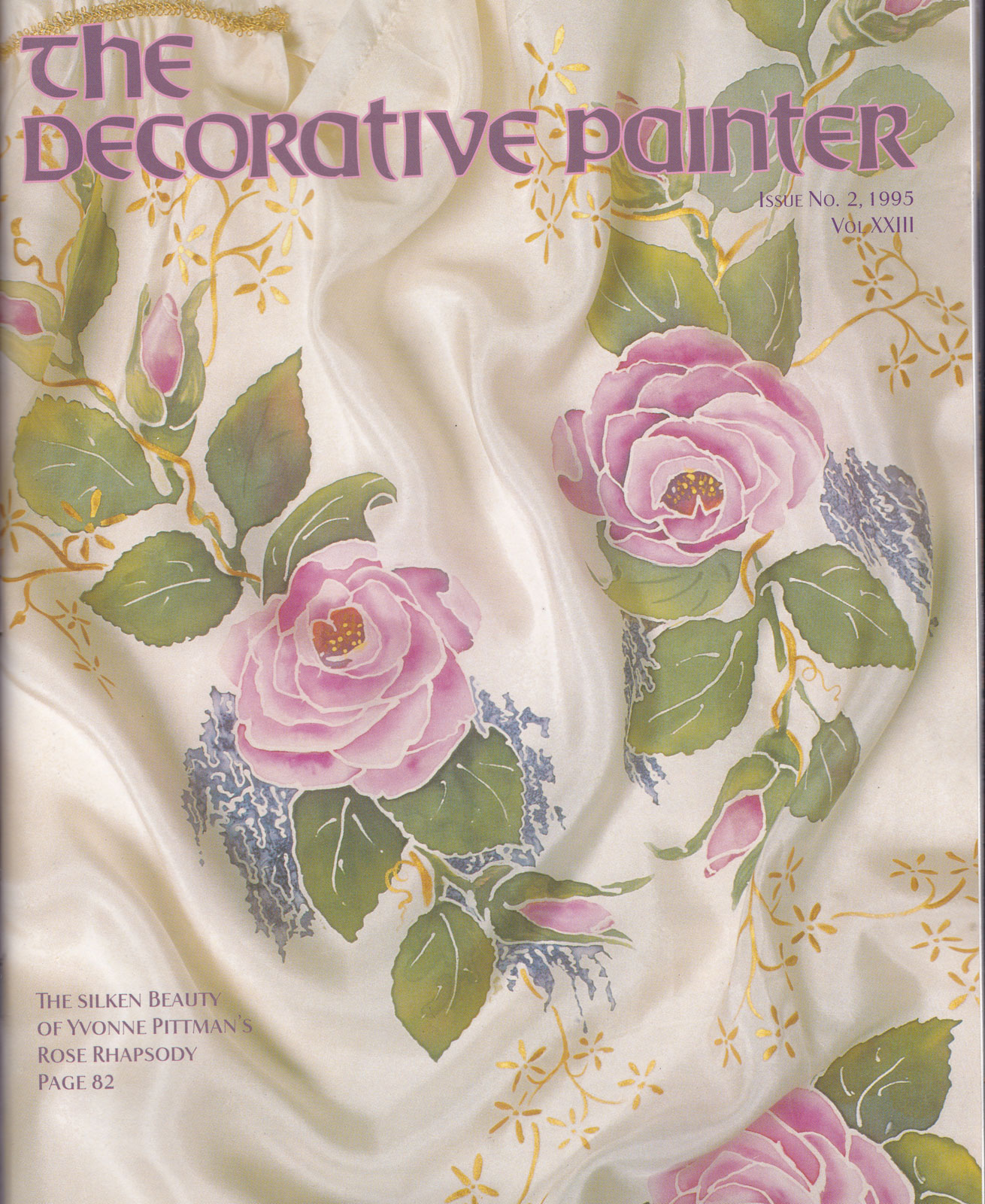 Magazine The decorative Painter - 1995 N°2