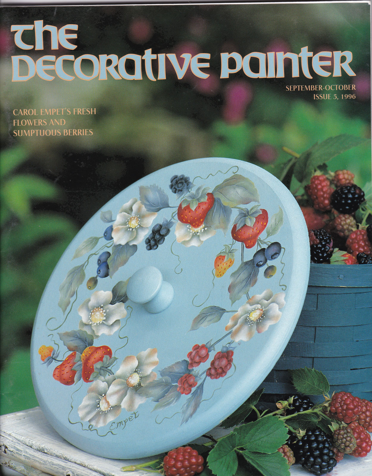 Magazine The decorative Painter - 1996 N°5