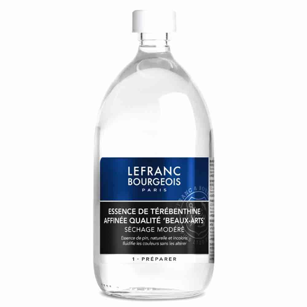 Essence de térébenthine Affinée - Lefranc Bourgeois - 250ml