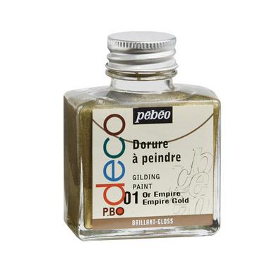 Dorure à peindre - Pébéo - 75ml