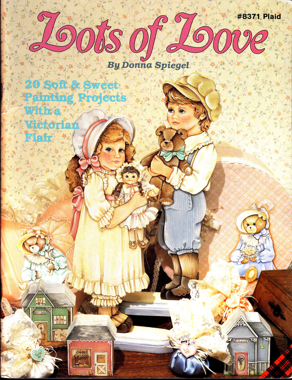 Lots of love - Donna Spiegel