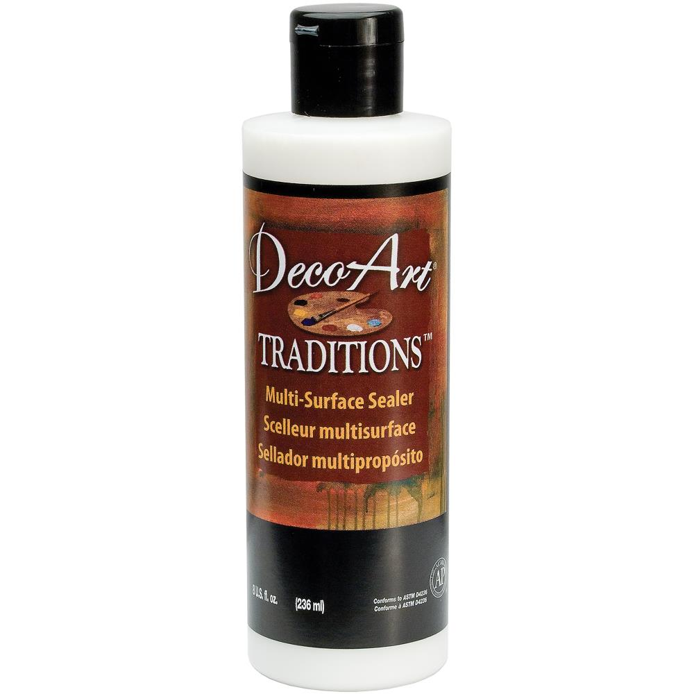 Scellant multi-surfaces - Traditions (DecoArt) - 236ml