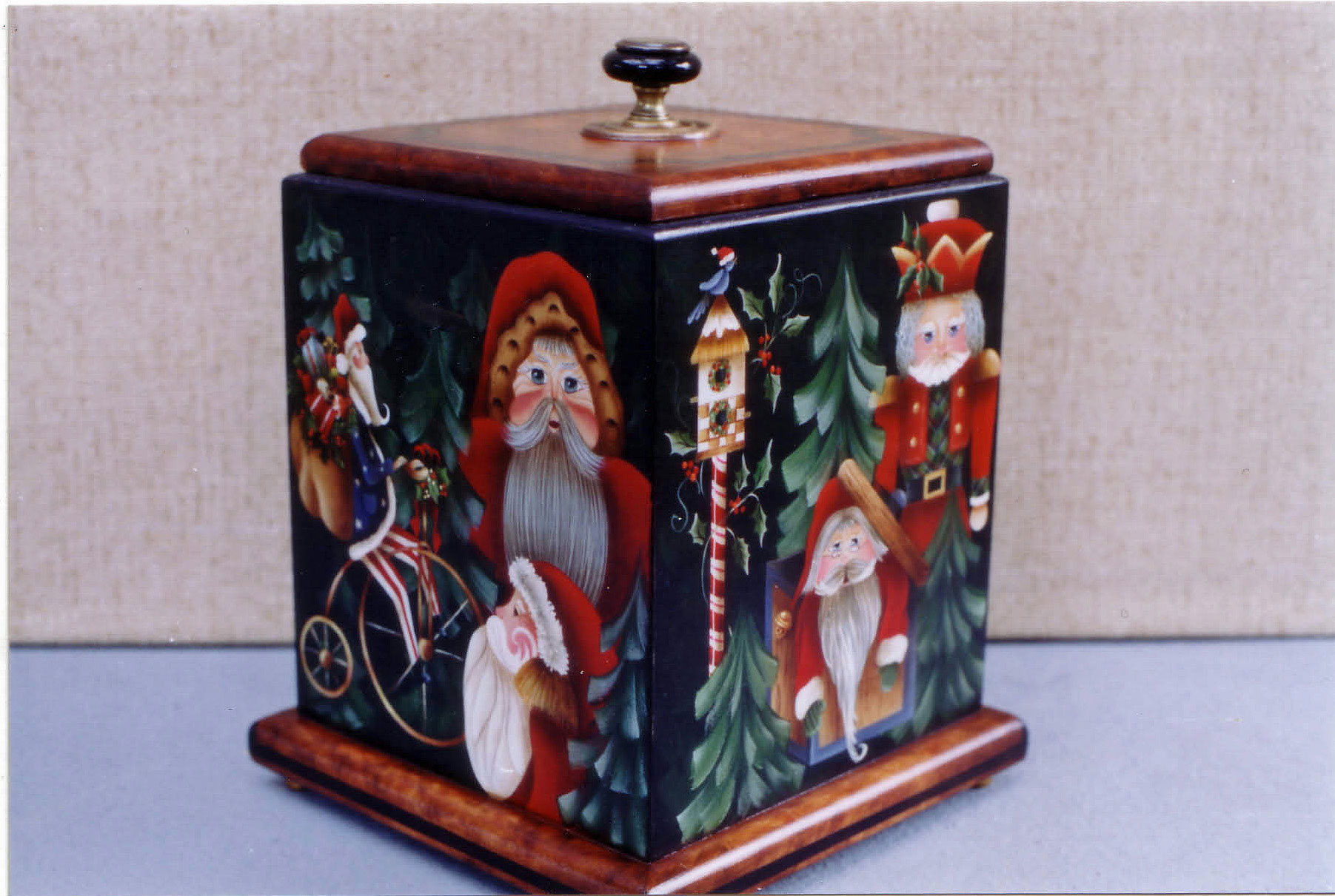 Santa Box - Betty Caithness