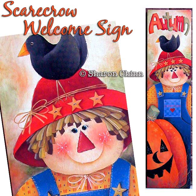 Autumn Sign par Sharon Chinn