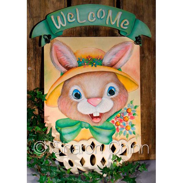 Bunny Banner par Sharon Chinn