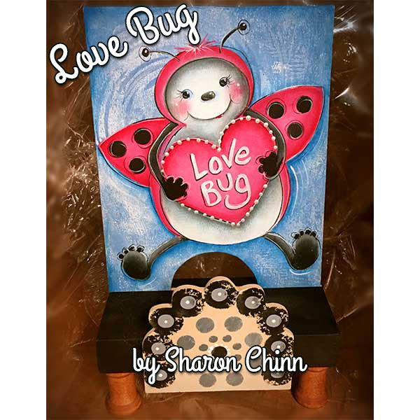 Love bug par Sharon Chinn