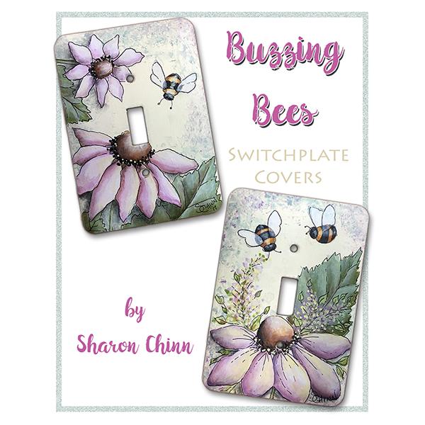 Buzzing Bees par Sharon Chinn