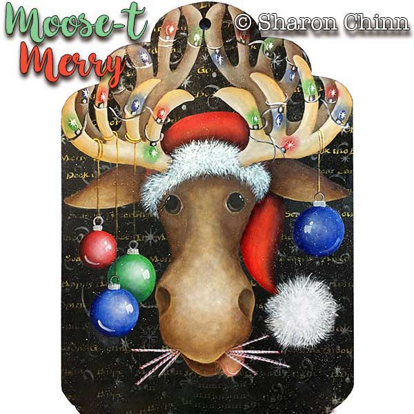Moose-T Merry par Sharon Chinn