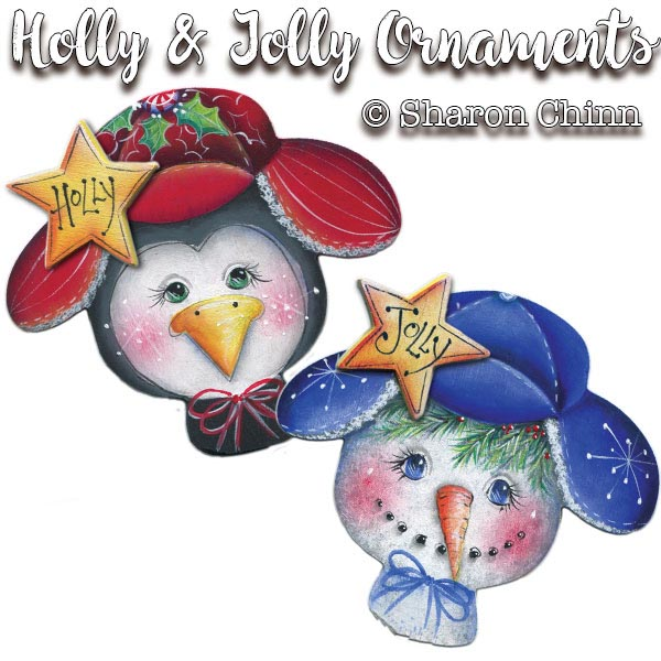 Holly and Jolly par Sharon Chinn