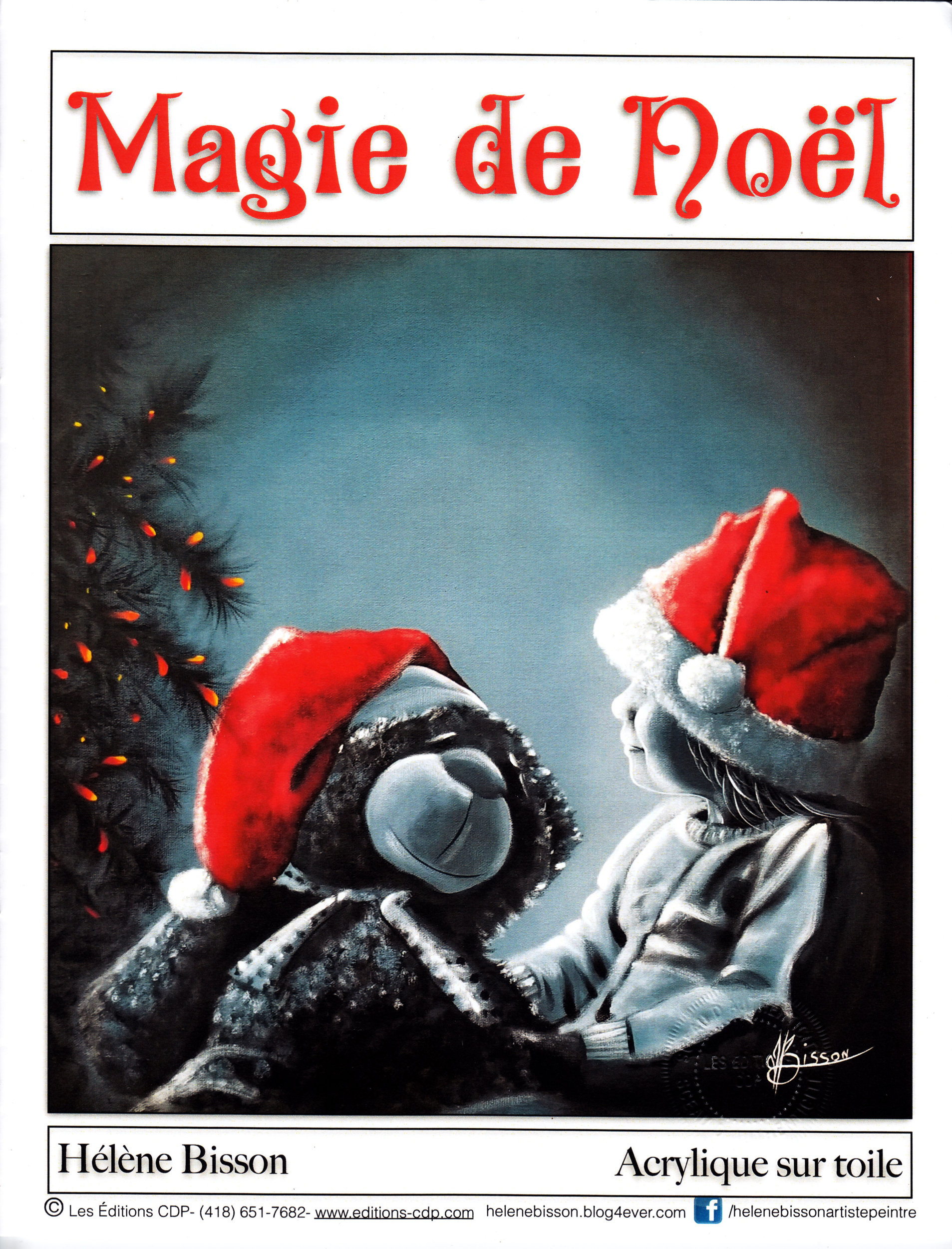 Magie de Noël - Hélène Bisson