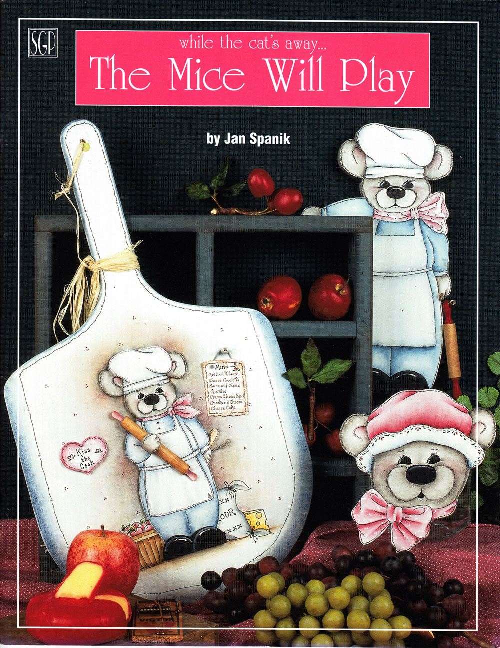 The mice will play (while the cat\'s away...) - Jan Spanik