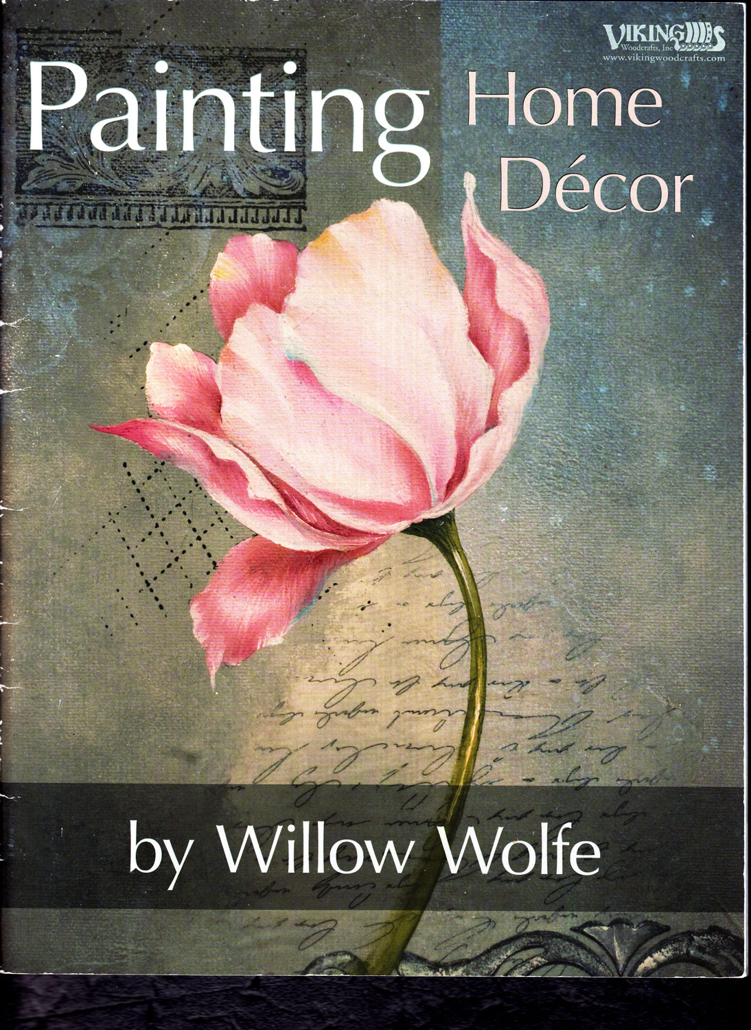 Painting Home decor - Willow Wolfe