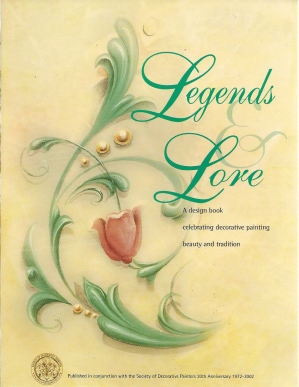Legends & Lore - Society of decorative painters