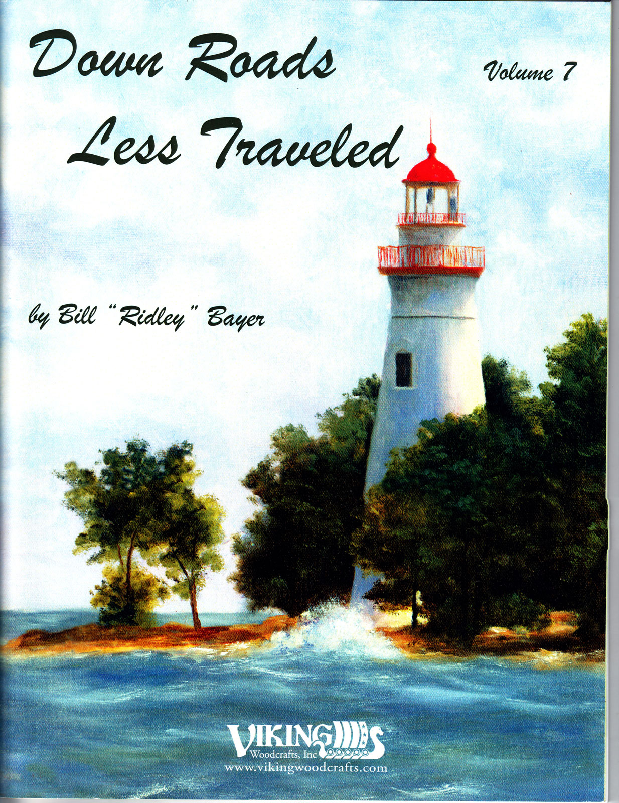 Down roads less traveled - Bill Ridley Bayer