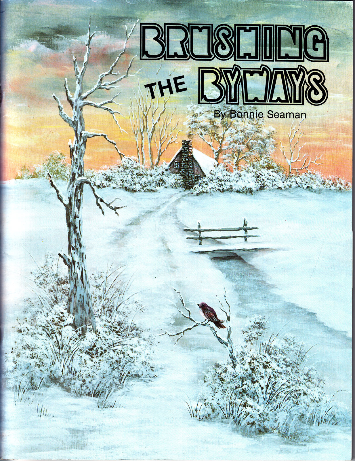 Brushing the byways - Bonnie Seaman
