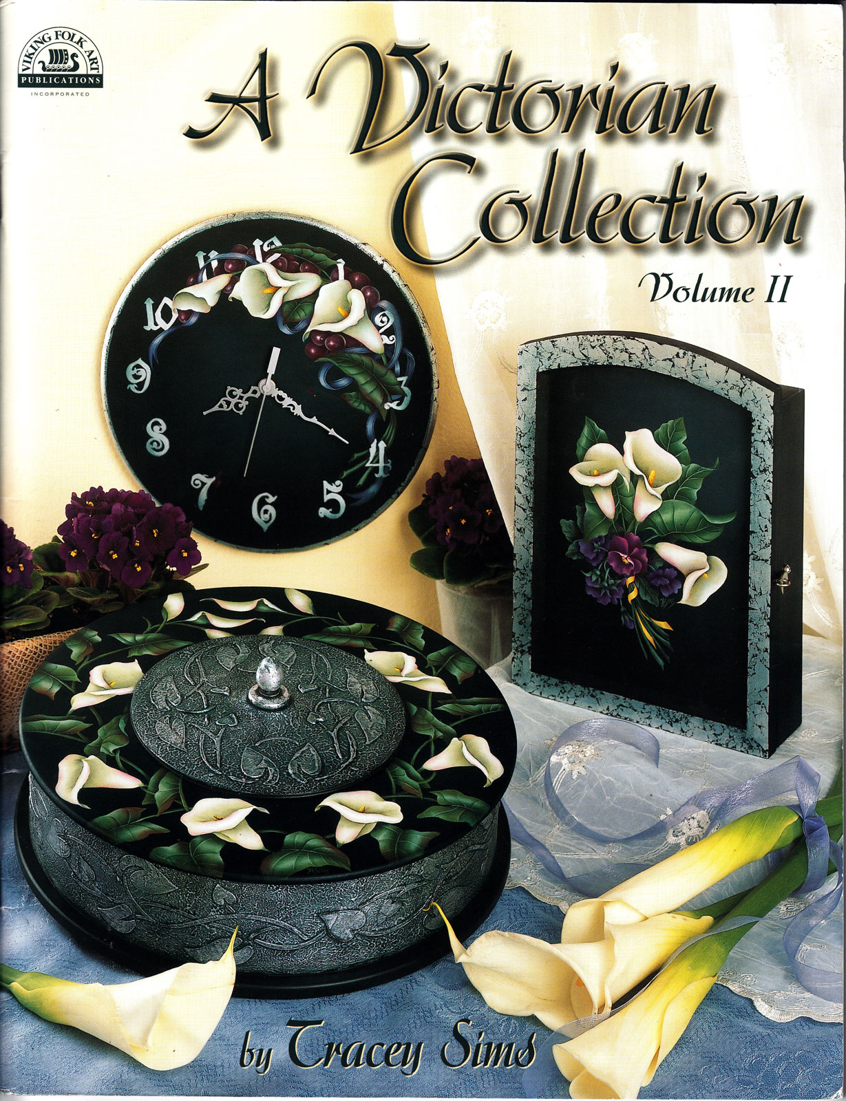 A victorian collection - Tracey Sims